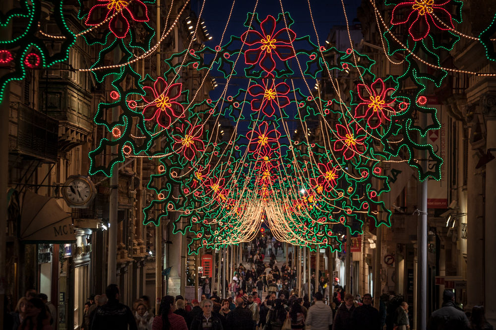 Christmas in Malta