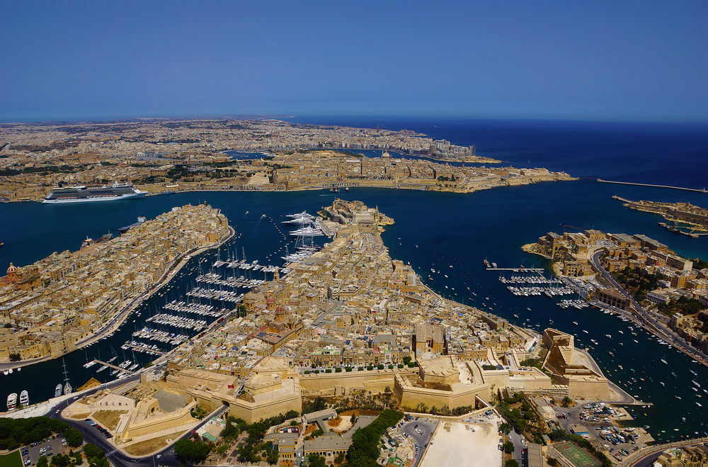 Fascinating Maltese forts