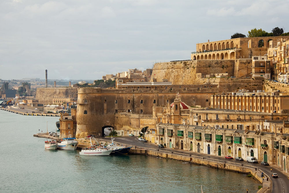 Spend a day in Malta