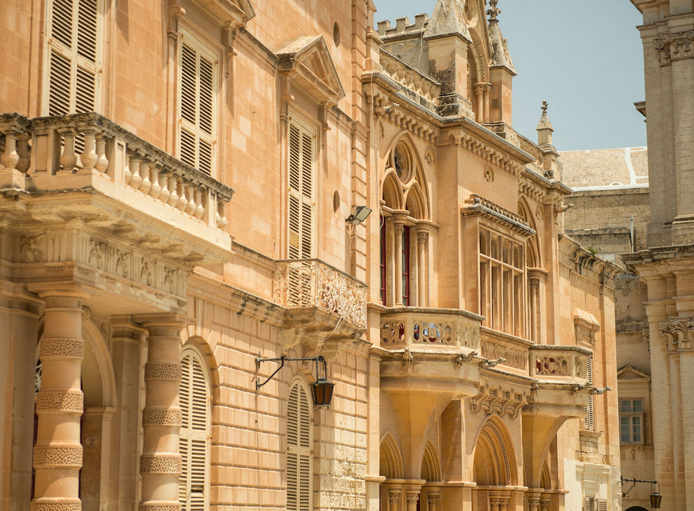 Mdina, the silent city