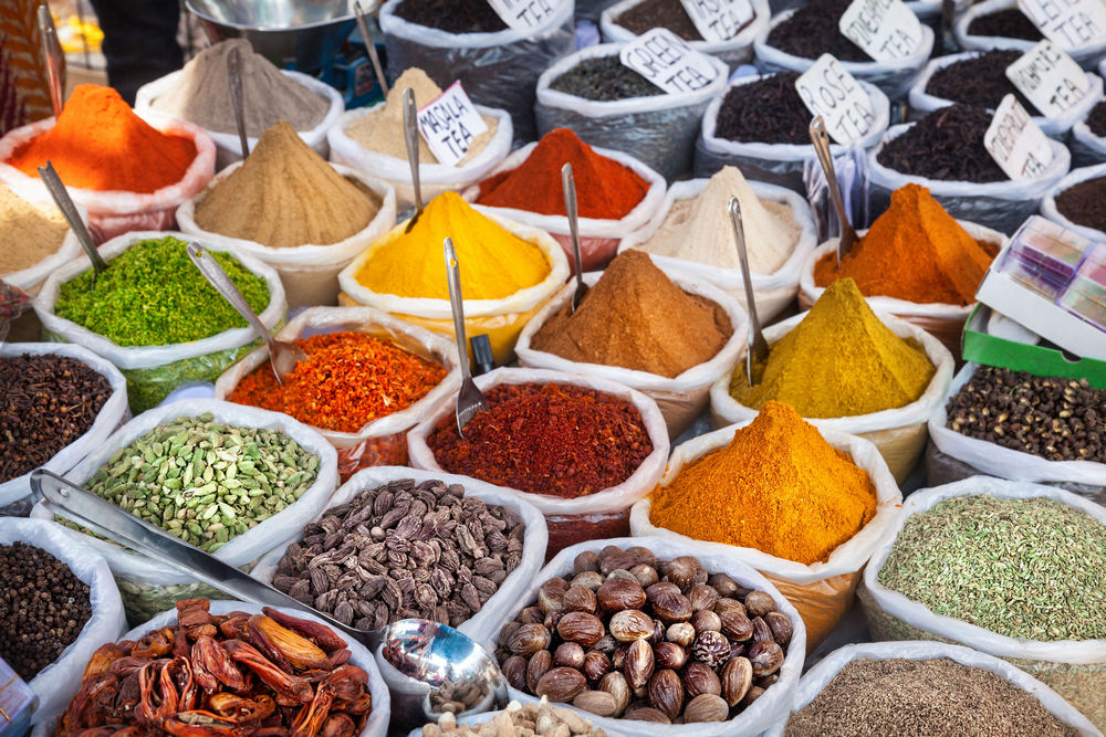 The land of spices