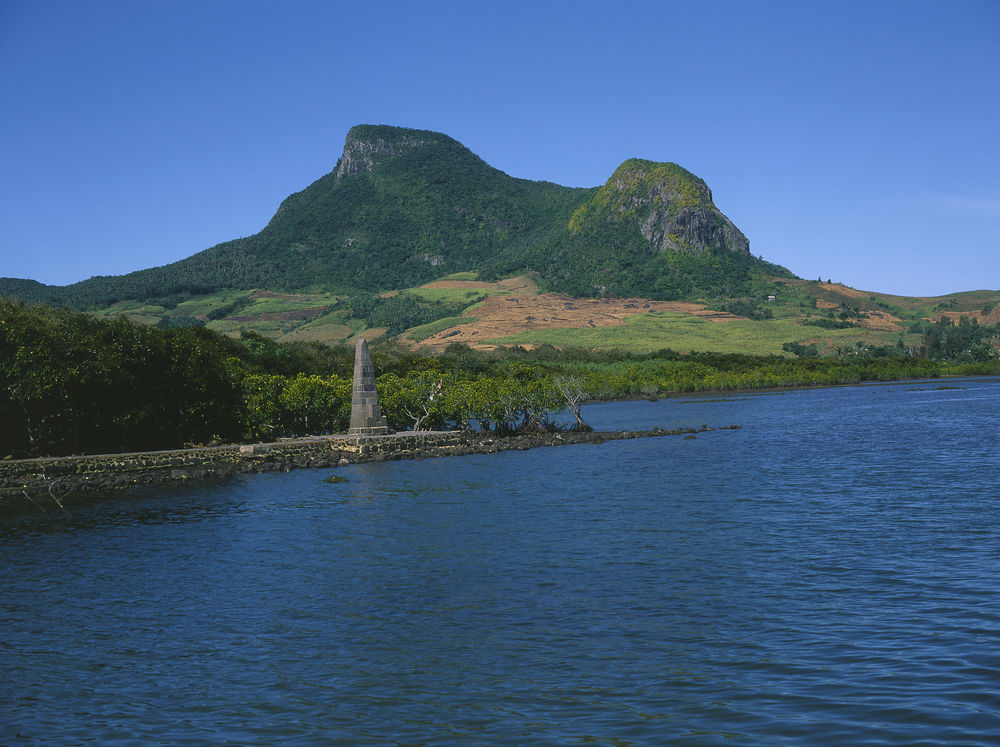 The history of Mauritius