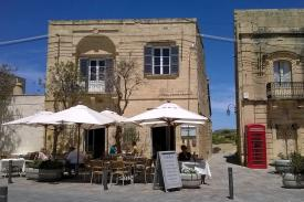 Eating out in Gozo