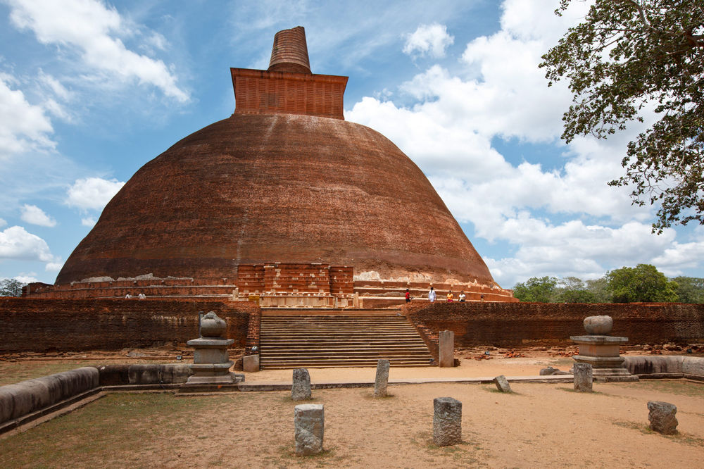 The ancient history of Sri Lanka