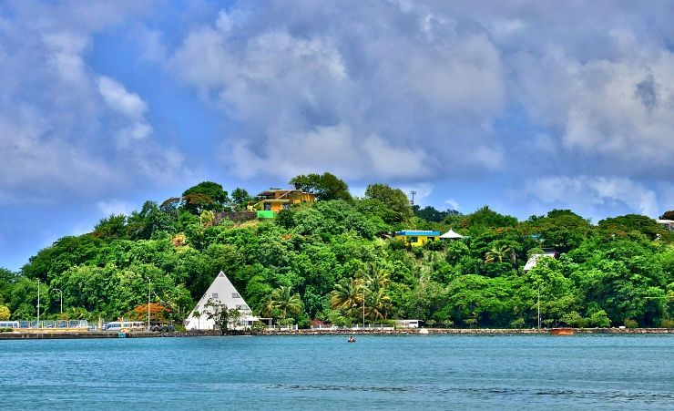 """Castries St Lucia"""
