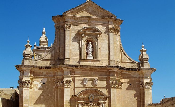 """Gozo Citadel Church"""