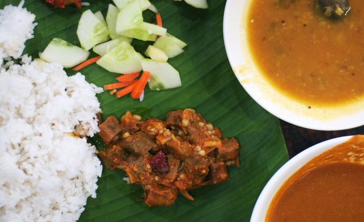 """Curry Dish from Southern India"""