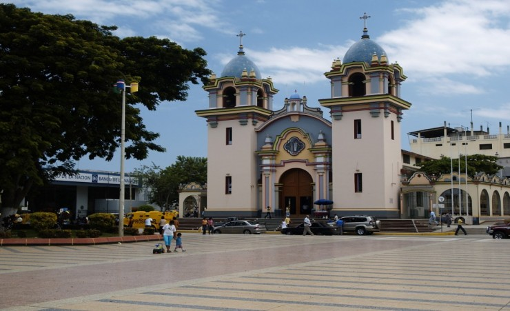 """Tumbes Cathedral"""