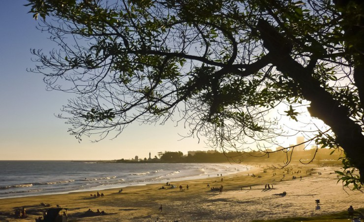 """Montevideo Beach"""