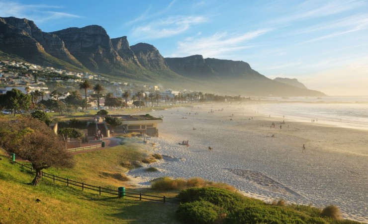 """Camps Bay Beach Cape Town"""