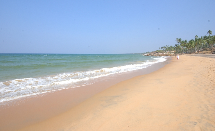 """Stunning Sands near the Uday Samudra"""