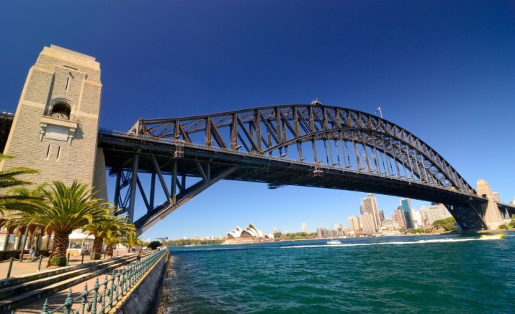 """Sydney Harbour Bridge"""