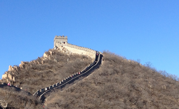 """The Great Wall"""
