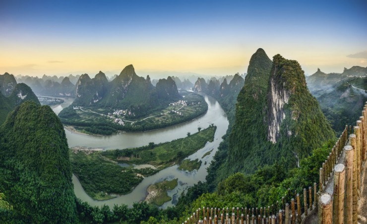 """Li River Guilin"""
