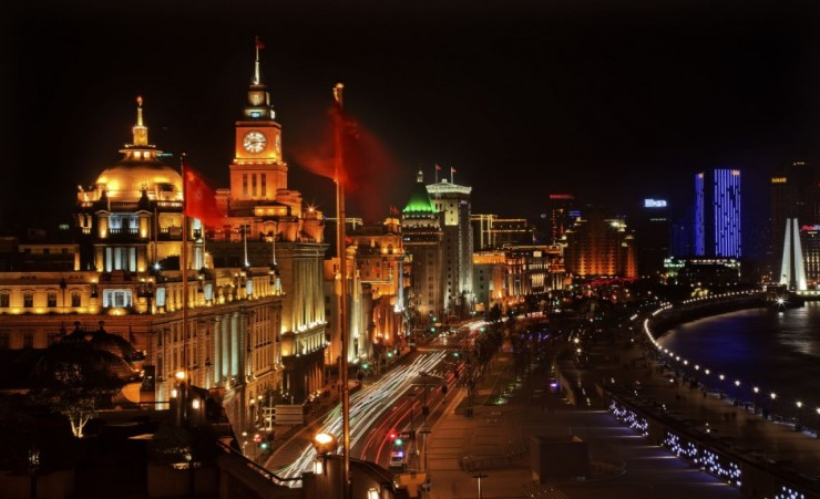 """The Bund Shanghai"""