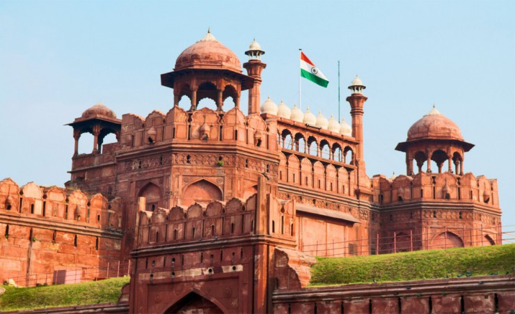 """Red Fort In Delhi"""
