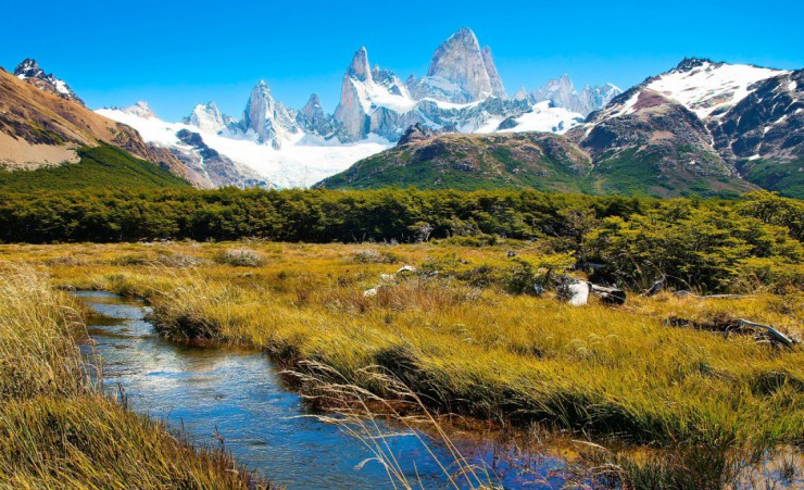 """Los Glaciares National Park"""