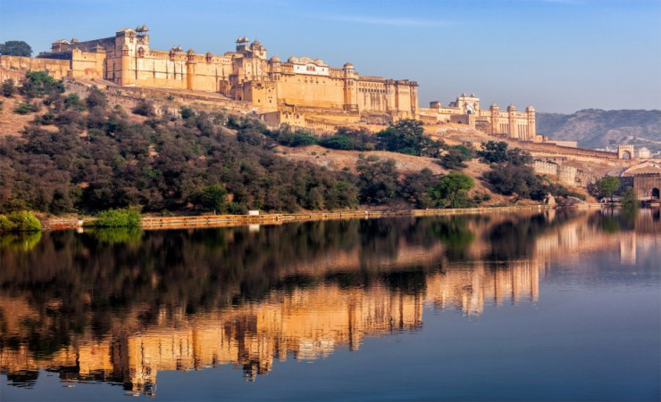 """Amber Fort"""