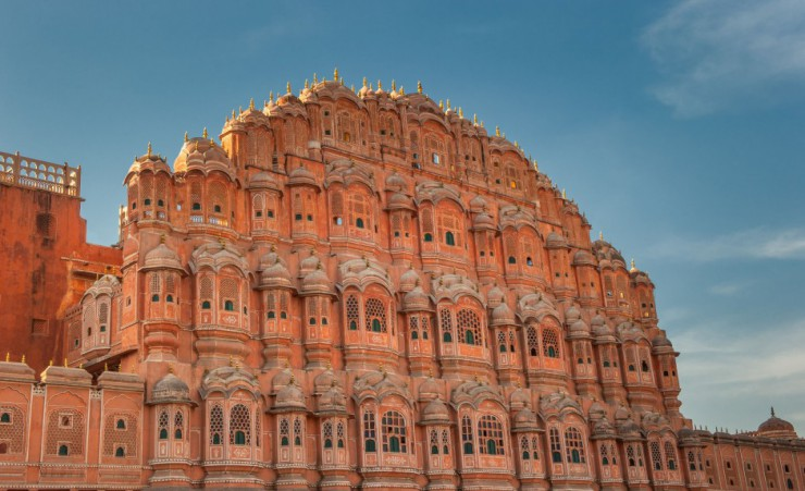 """Palace Of The Winds Jaipur"""