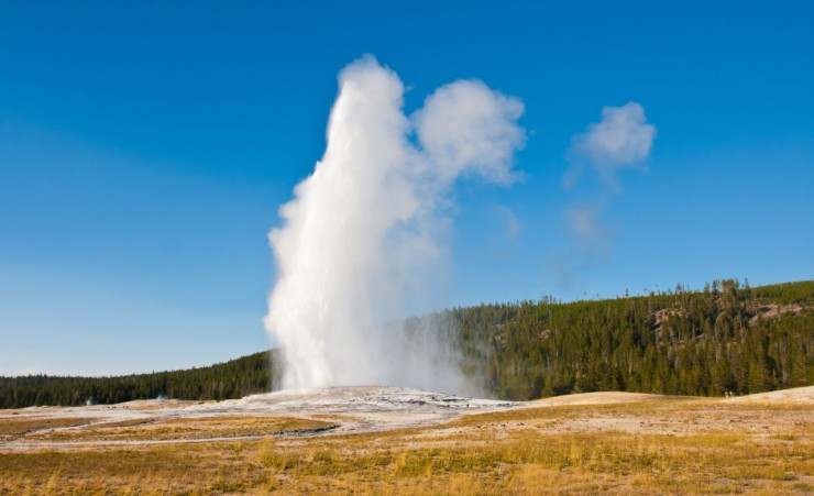 """Old Faithful Geyser"""