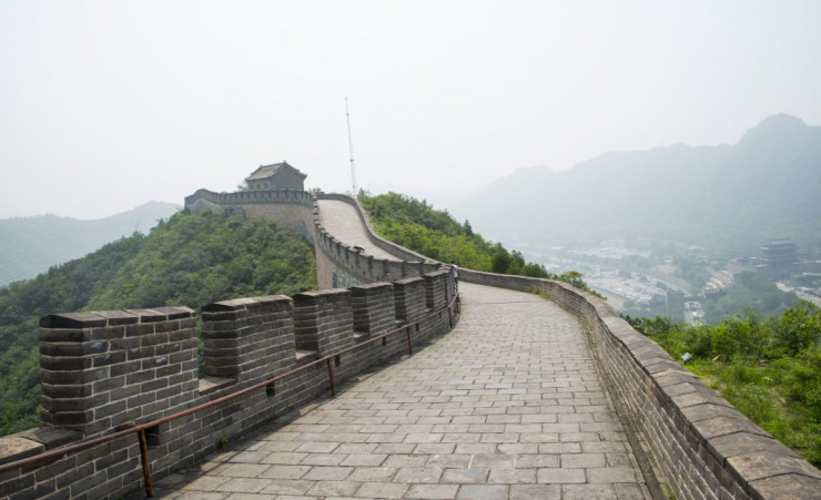 """Great Wall Of China   Juyongguan Pass"""