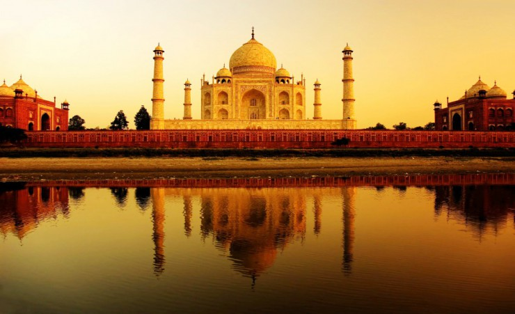 Delhi Agra And The Mighty Ganges India Tours Sunspot Tours