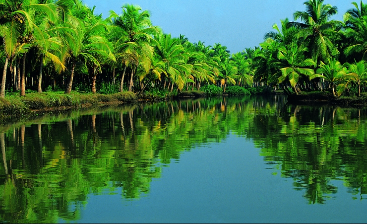 """Backwaters"""