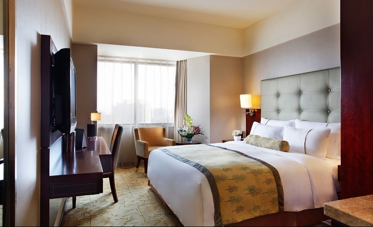 """Xian Day Hotel And Suites Superior Room"""