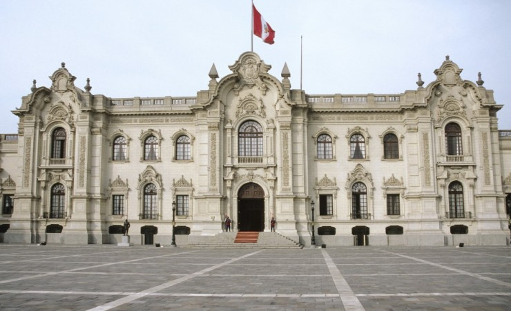 """Government Palace Lima"""