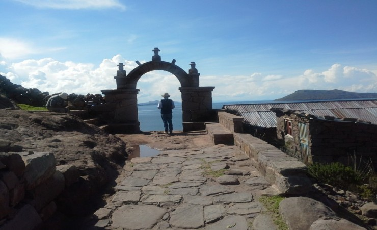 """Lake Titicaca"""