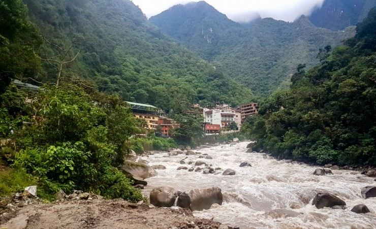 """Aguas Calientes"""
