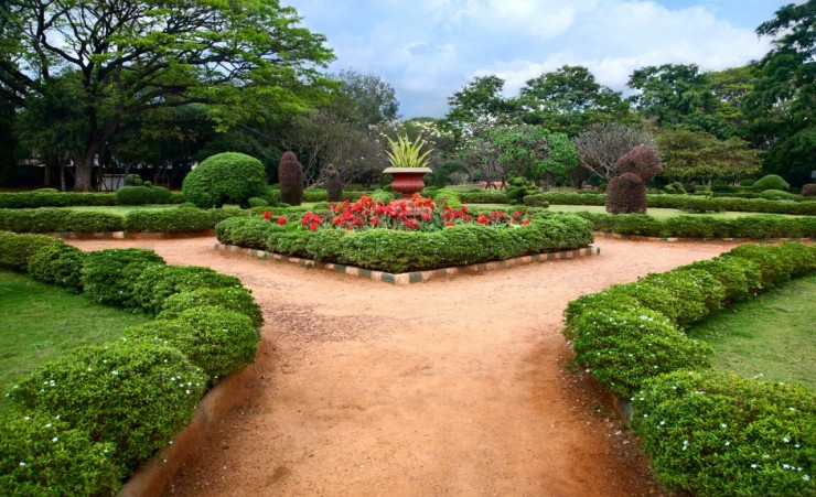 """Lalbagh Botanical Garden Bangalore"""