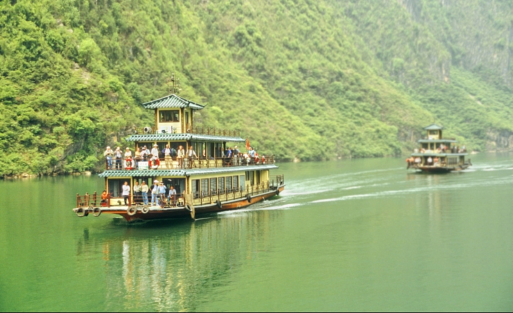 """Yangtze River Cruise"""