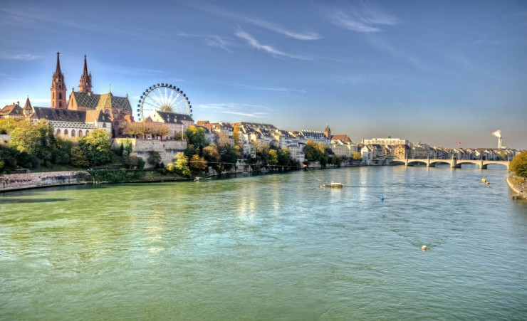 """City Of Basel"""