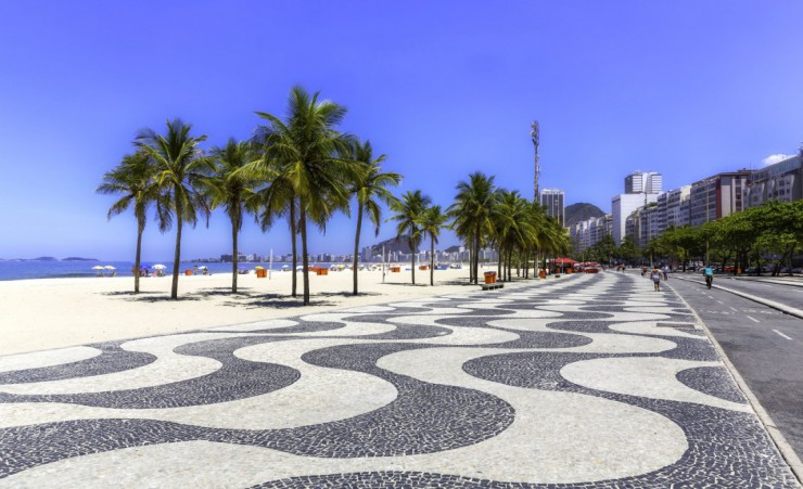 """Copacabana Beach"""