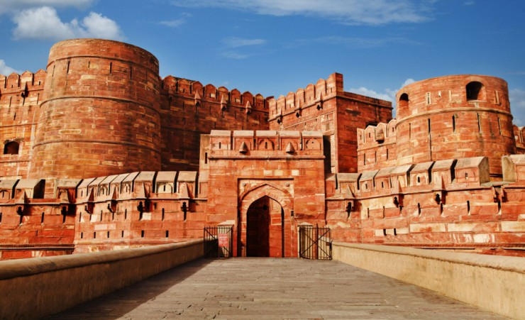 """Agra Fort"""