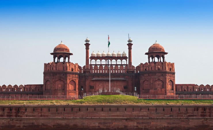 """Red Fort, Delhi   28105700"""