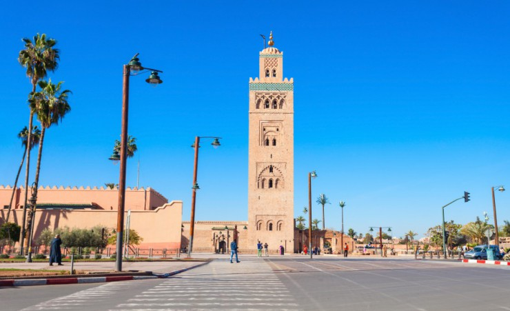 """Koutoubia Tower"""