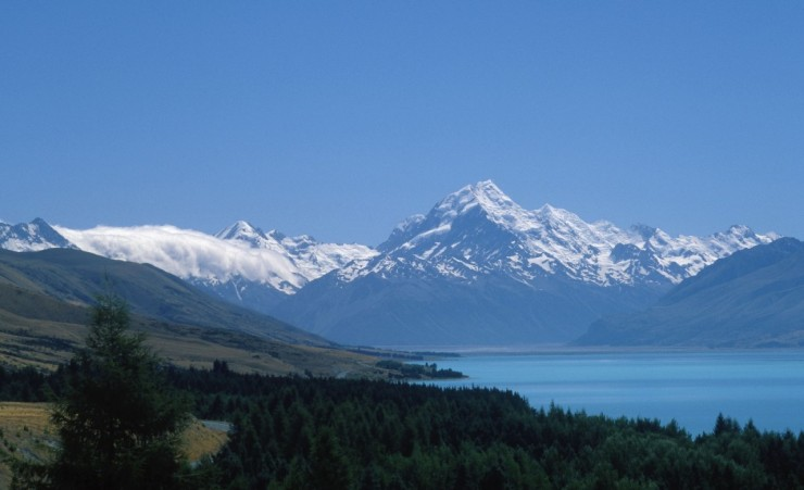 """Mount Cook South Island"""
