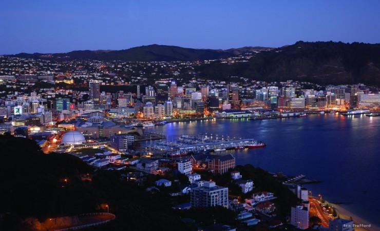 """Wellington City"""