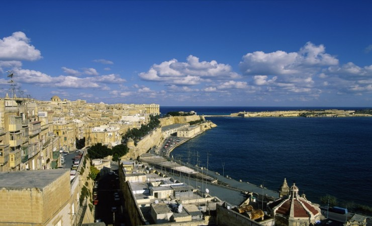 """Cottonera And The Grand Harbour"""