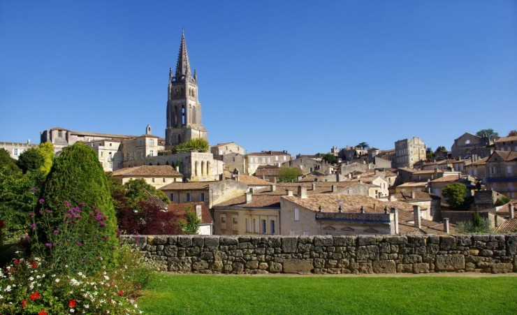 """View Over Saint Emilion"""