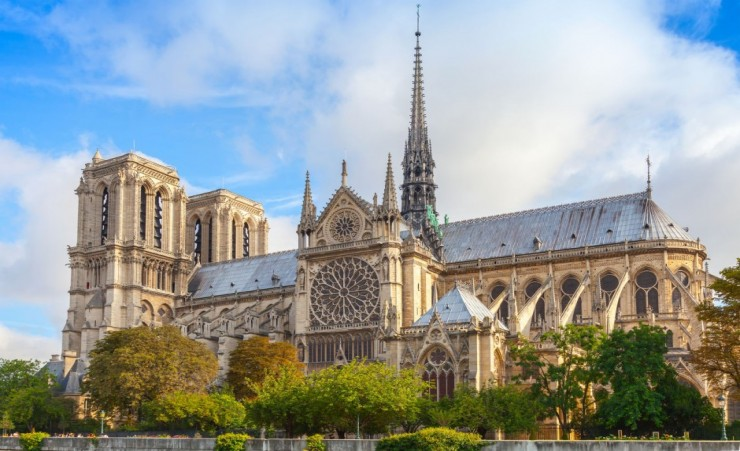 """Notre Dame Cathedral"""