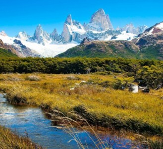 A Journey through Patagonia