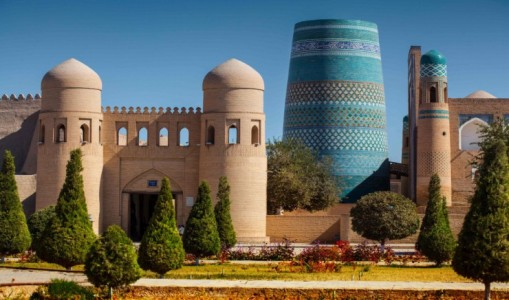 Uzbekistan and the Silk Route