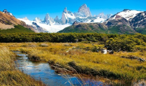 Chile Argentina and Patagonia