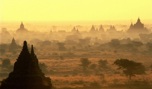 Burma's Mystical Highlights