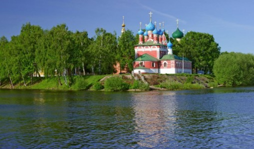 Tsars Tolstoy and Russia's Mighty Volga