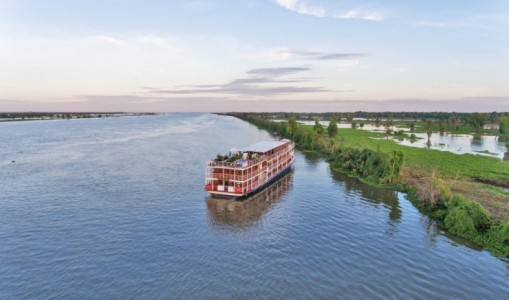 Cruising the Magnificent Mekong