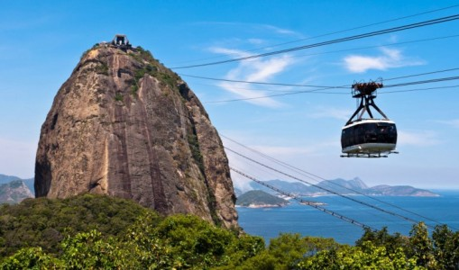 Brazil's Rio, Amazon and Beaches